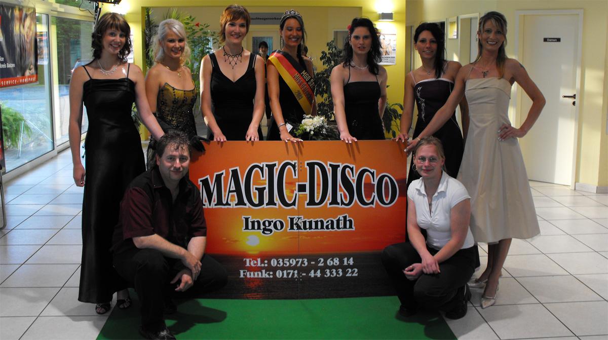 Magic-Disco Diskothek